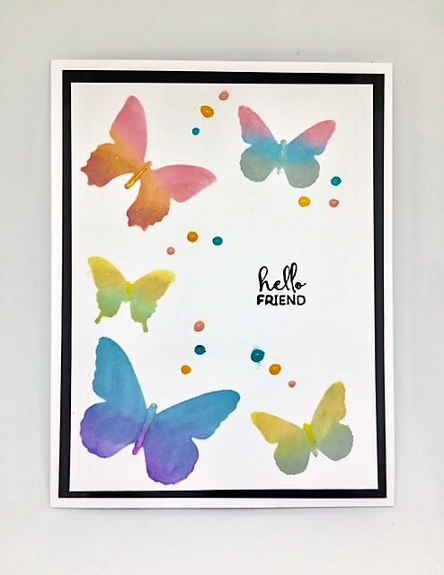 Oxide Butterflies