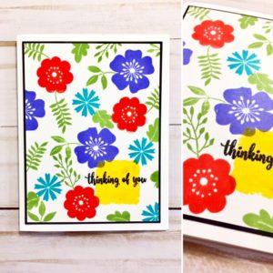 Gina K Designs Sentimental Bouquet Mini Kit